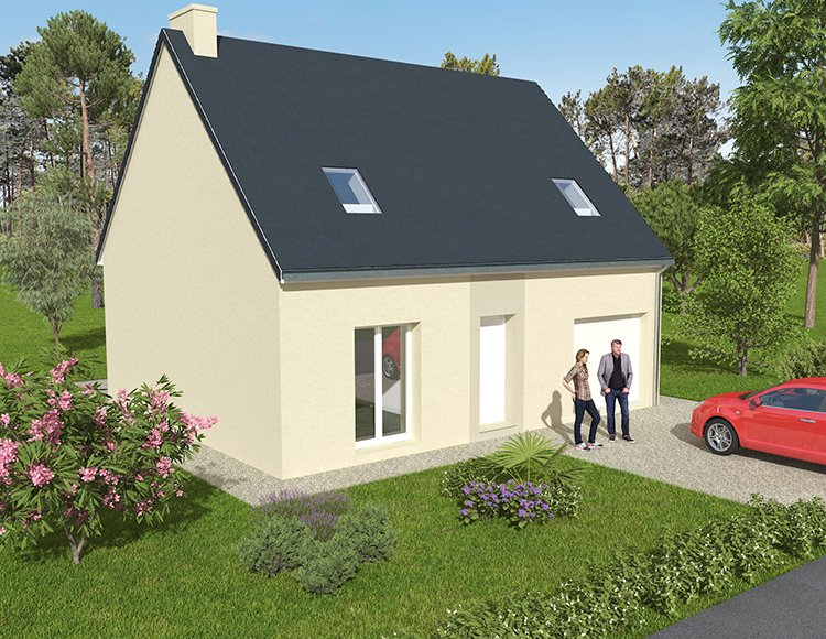 Vente Maison Construction Maison A